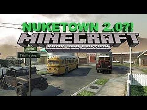 Nuketown 2.0 in Minecraft Xbox 360 Edition?