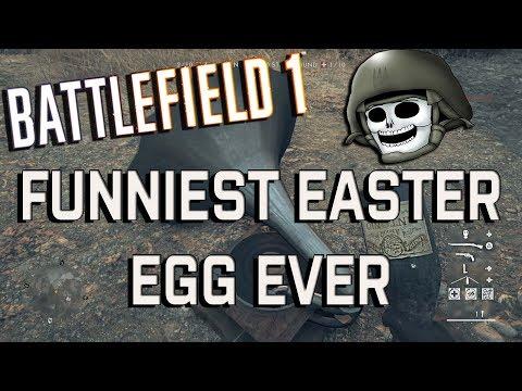 Battlefield 1 DEVELOPERS SINGING + NEEBS EASTER EGG!