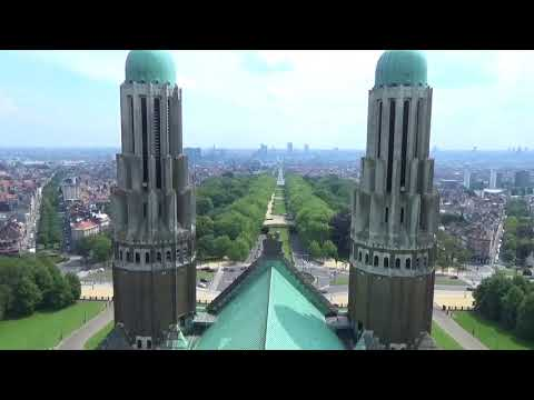 National Basilica, Brussels, Belgium