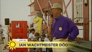 """Ian Wachtmeister är död: """"Han var en väldigt färgstark person"""" - Nyhetsmorgon (TV4)"""