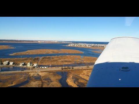 Plum Island Airport   2B2   PA-28-151 Warrior   Scenic Approach