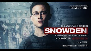Snowden - Ten Word Movie Review