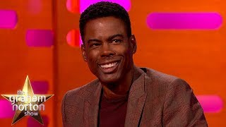Chris Rock Had to Reassure Michelle Obama at the White House Party   The Graham Norton Show