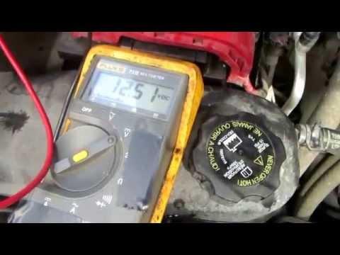 Remove & Replace Auto Battery