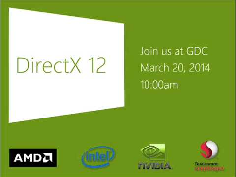 DirectX 12 is coming to Xbox One