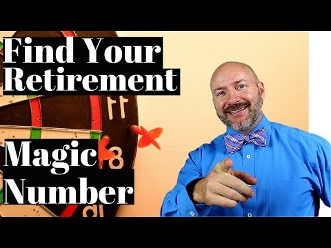 Easy 401K Calculator: Find Your Magic Number