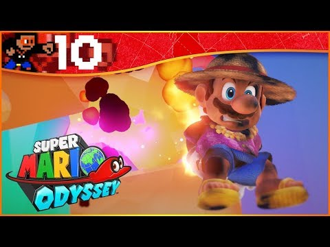 Super Mario Odyssey - Part 10 | The Ultimate Wedding Meal