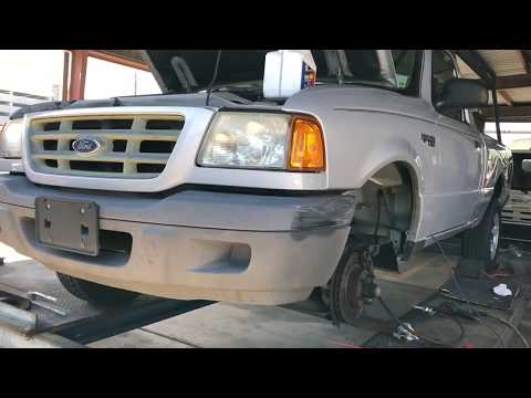 Ford Ranger Clutch Bleeding - Simple Fix!