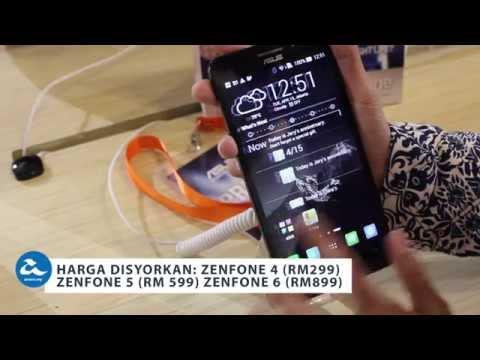 Pandang Pertama: Asus Zenfone + ZenUI