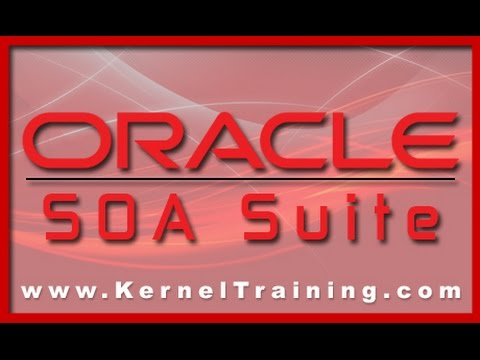 Oracle SOA Suite Tutorial Learn From Oracle SOA Expert