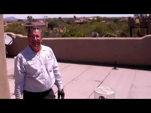 Invader Pest Woodpecker Deterent on Carefree AZ Home