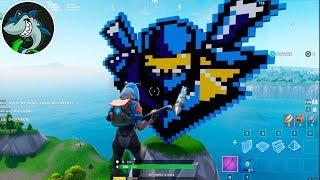 fortnite ninja pixel art Videos - 9tube tv
