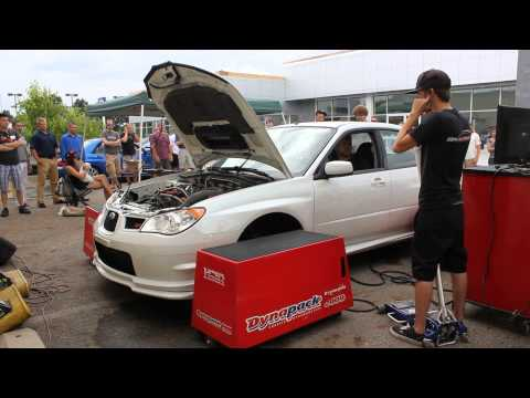 570whp STi Loud Turbo Spool