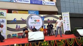 tirchi nigahen mere dil pe giraen re bijuriya bijuriya Hindi song performance at raahgiriday 9 Bhuba