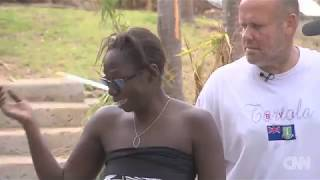Irma survivor: I saw roof fly off as home collapsed