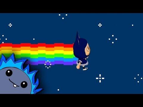 NYAN CAT -  Animal Crossing