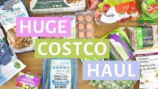 Healthy Grocery Haul | Costco