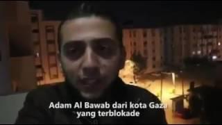 PESAN DARI PALESTINE UNTUK INDONESIA