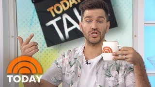 Andy Grammer Beatboxes The TODAY Show Theme | TODAY