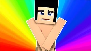STRIP NAKED IN PUBLIC?! | Minecraft Most Likely To