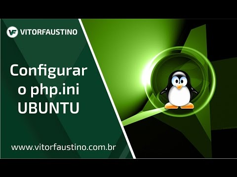 Configurando/Editando seu php.ini Básico    Linux Ubuntu