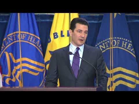 Pain Management Task Force: FDA Commissioner Dr. Scott Gottlieb's Remarks