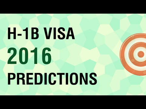 H1B Cap 2016 Prediction: What Are Your Chances of Winning H1B Lottery?