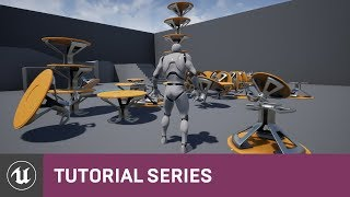 UE4 - Overview of Damaging a Destructible Mesh using