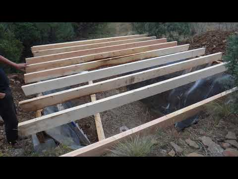 How To Build A Root Cellar - Building Our Root Cellar