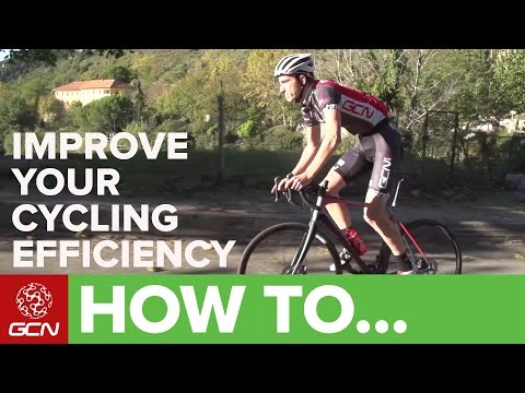 How To Improve Your Cycling Efficiency – Training Sessions To Make You More Efficient