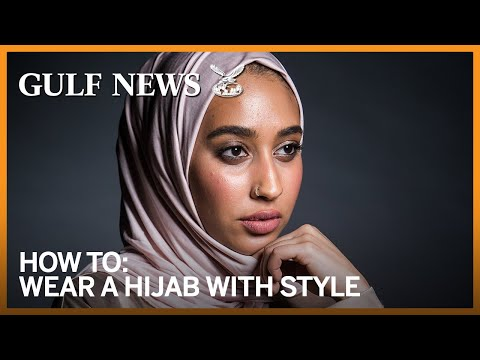 Xxx Mp4 How To Wear A Hijab With Style 3gp Sex