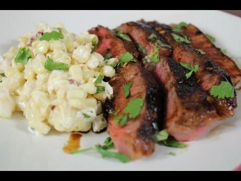 Mexican Spice Steak Recipe