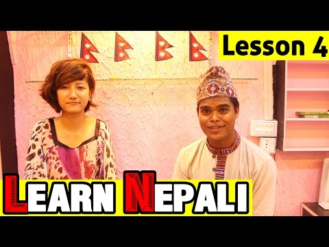LEARN NEPALI LANGUAGE ONLINE - LESSON 4 | BASIC NEPALI PHRASES - Forgiveness, Please| Anil Mahato