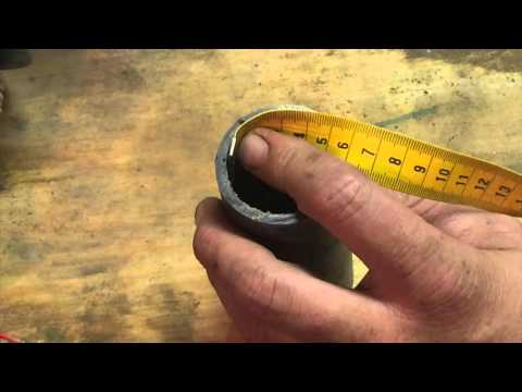 How To Reduce Pipe Diameter Size
