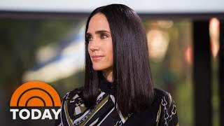Jennifer Connelly On Harvey Weinstein: 'No Woman Should Suffer Those Kinds Of Violations'   TODAY