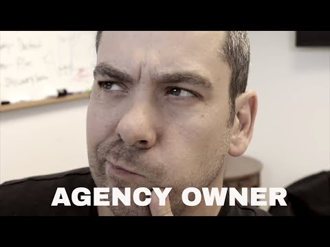 YOU'RE A DIGITAL AGENCY OWNER - CREATIVE AGENCY OWNER