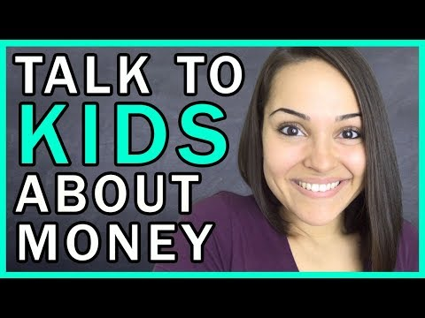 Talking To Kids About Money (Featuring My Adorable Niece!!!)