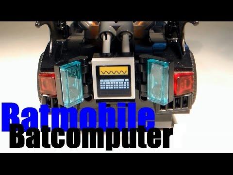LEGO DC Super Heroes: Batmobile Batcomputer (Modification)
