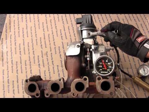 How a TDI engine VNT turbo works and how they fail and cause limp mode or low power