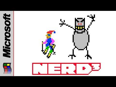 Nerd³  Retro - Ski Free - The One Where The Yeti Eats You
