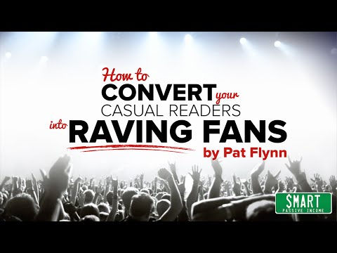 How to Convert Your Casual Readers into Raving Fans (NMX 2014) - SPI TV, Ep. 15