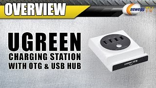 Ugreen 20352 Multifunction USB Charging Station Overview - NewEgg Products