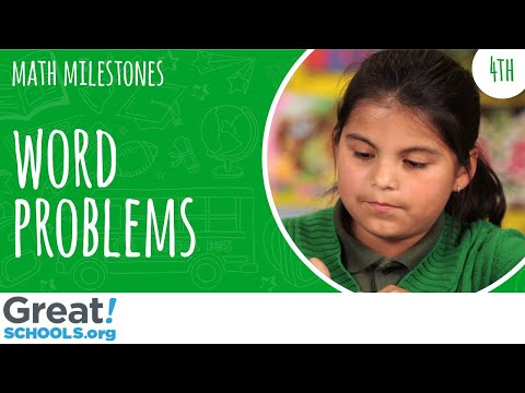 Can your 4th grader do word problems with fractions? - Milestones from GreatSchools