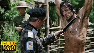 "Rambo First Blood 2 (1985) - ""Clean him Up"" Scene (1080p) FULL HD"