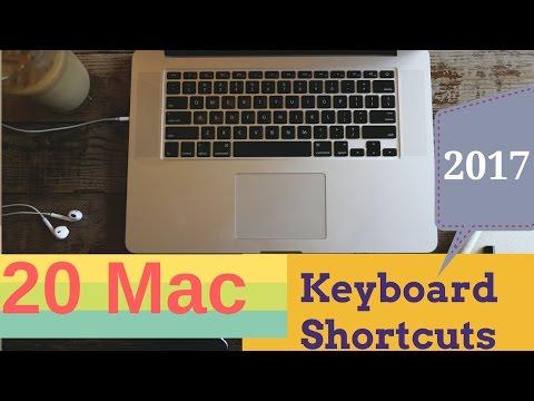 [URDU/HINDI ]20 Useful Mac Keyboard Shortcuts | You Should Use! | 2017