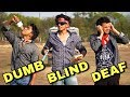 DUMB BLIND DEAF Round2hell R2H mp3