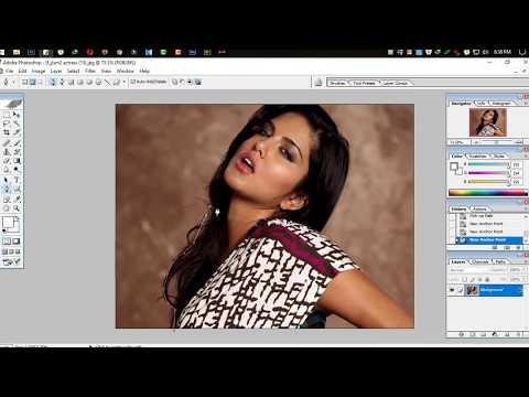 How to Adobe Photoshop Photo Backraound Remove | Bangla Tutorial | Adobe Photoshop CS 8.0