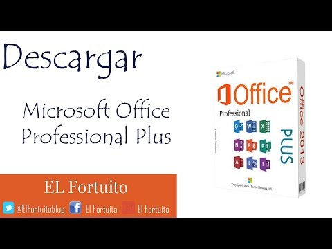 Descargar Microsoft Office 2013 Full Español para windows 8/8.1/7 (2015)