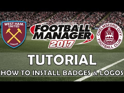 How to Install Badges & Logos   Football Manager 2017/2018