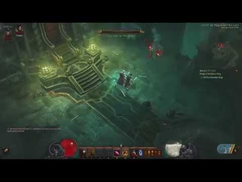 Diablo 3 Reaper of Souls Crusader Gameplay